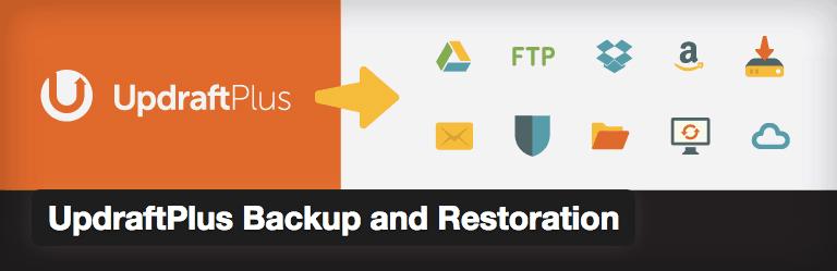 Plugin UpdraftPlus para hacer copias de seguridad