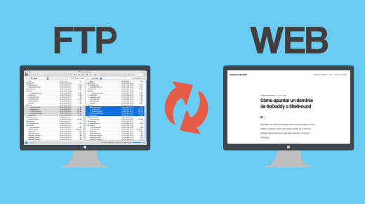 Que es un programa de ftp para wordpress