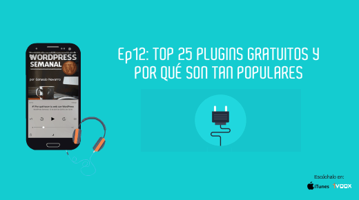 Top 25 plugins gratuitos de WordPress