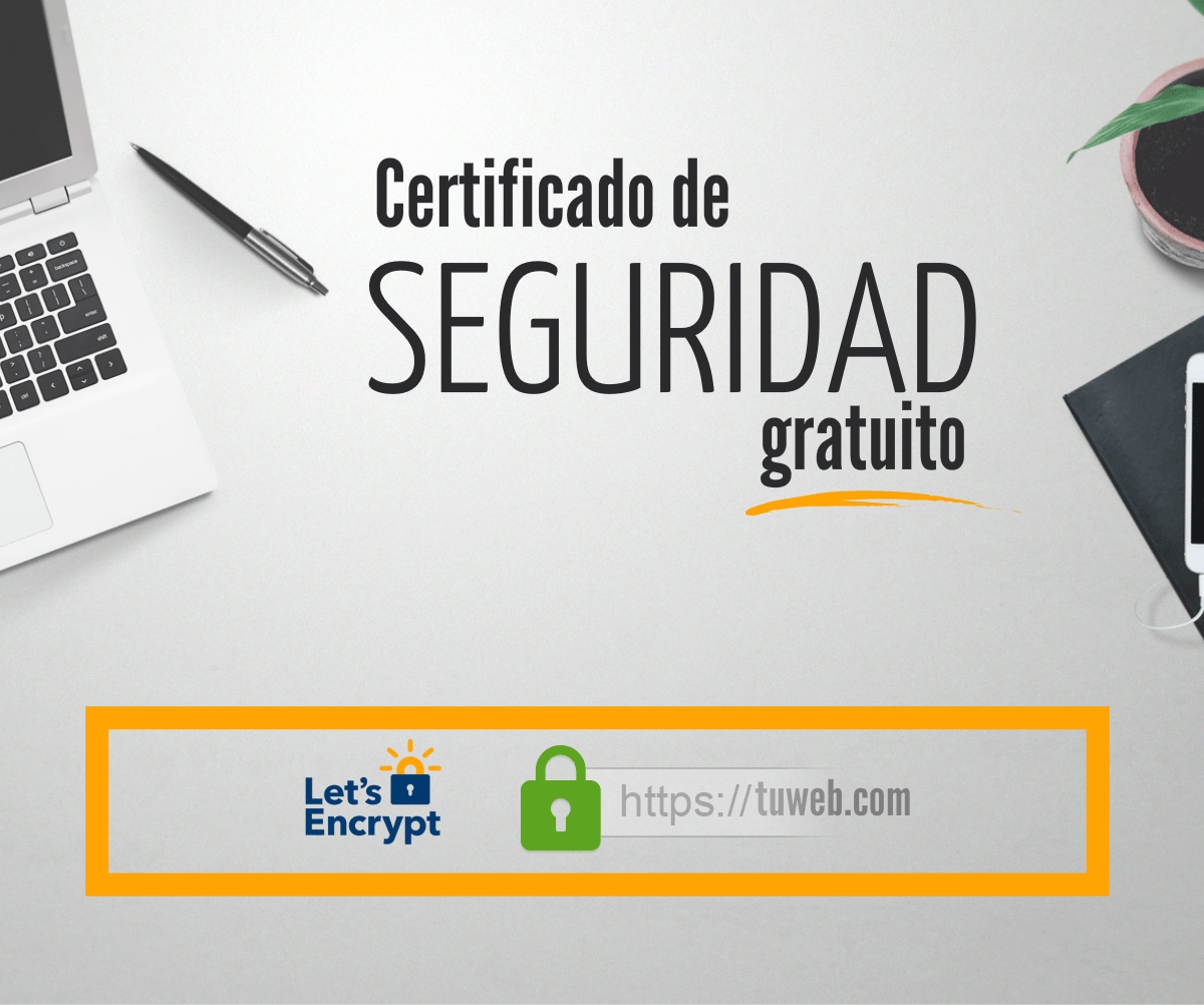 Certificado SSL gratuito en WordPress