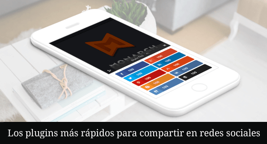 Plugins WordPress para compartir en redes sociales
