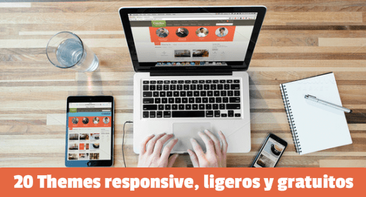 Temas WordPress responsive