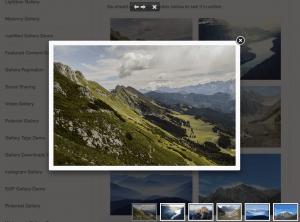 Plugin WordPress galerías de fotos