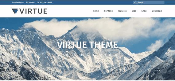 Tema Virtue