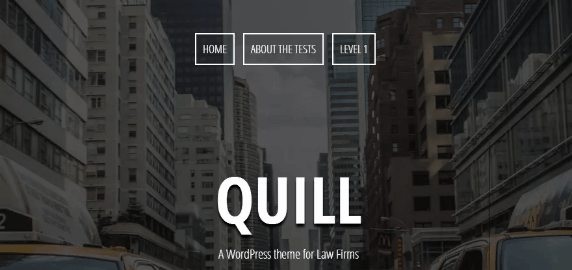 Theme Quill