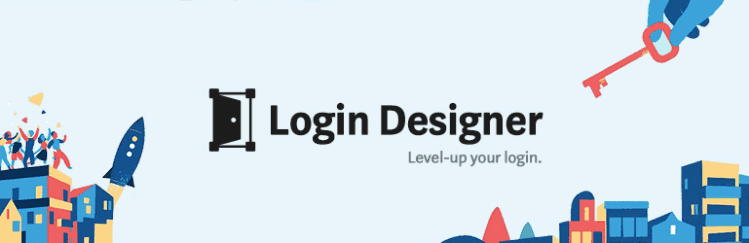 Plugin Login Designer