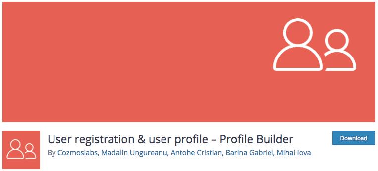 Plugin Profile Builder