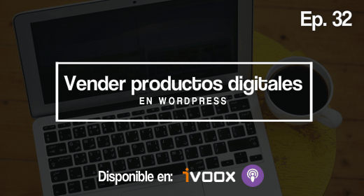 Vender productos digitales en WordPress