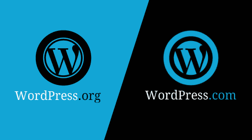 Diferencia entre wordpress.com y wordpress.org