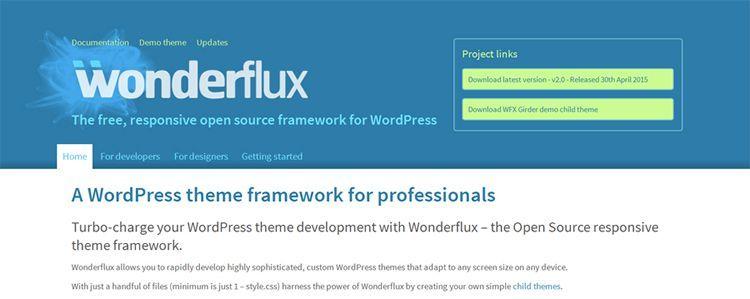 Wonderflux framework