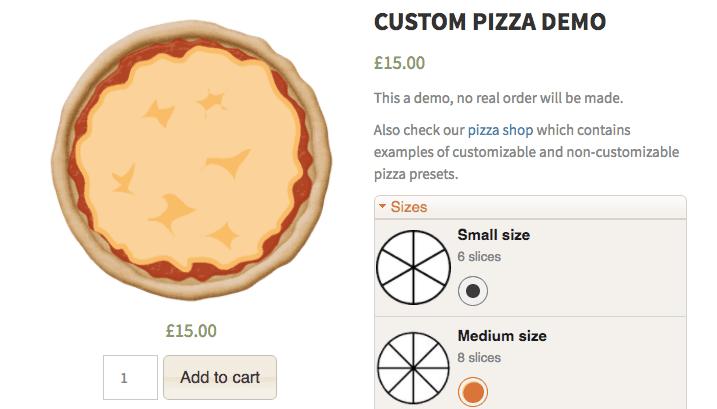 Pizzeria online