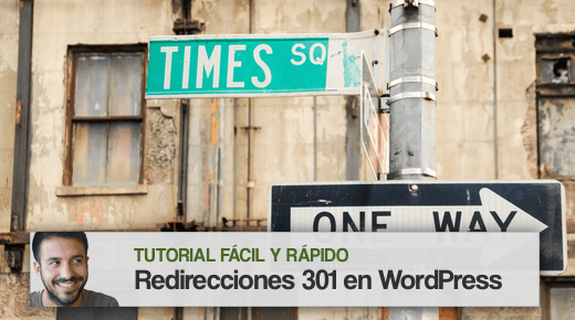 Redirecciones 301 WordPress