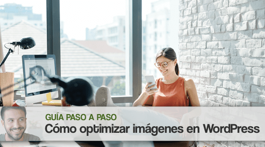 Como optimizar imagenes en WordPress