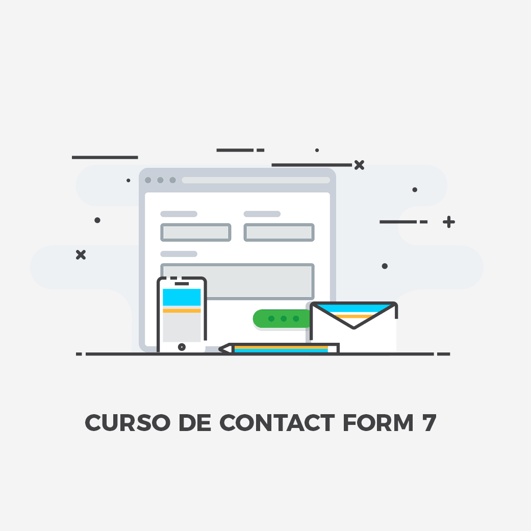 9 | Plantillas para Contact Form 7 - Curso de Contact Form 7 avanzado