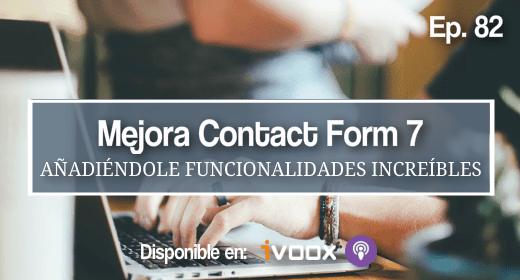 82 | Mejora Contact Form 7 con estos 6 plugins