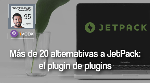 Alternativas a Jetpack