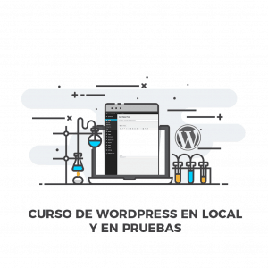 Curso de WordPress en local y en pruebas