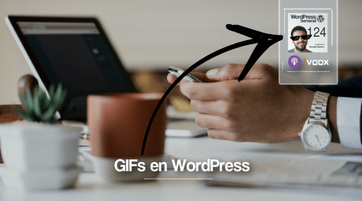 124 | Cómo usar GIFs en WordPress (eficientemente)