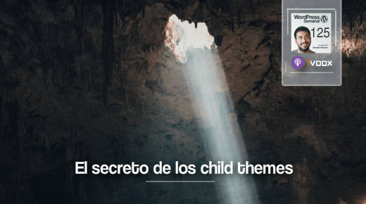 125 | El secreto de los child themes