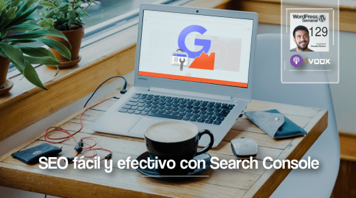 SEO facil y efectivo search console