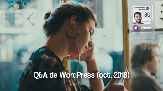 respuesta wordpress de octubre