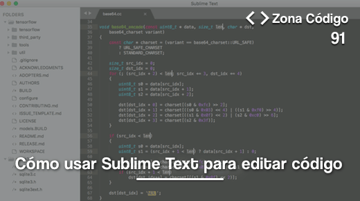 Como usar Sublime Text