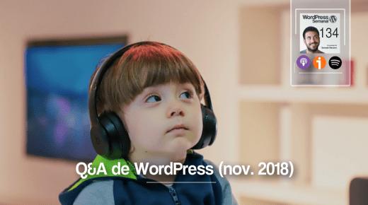 134 | Q&A sobre multi idioma, reservas, Vimeo, Genesis y mis herramientas