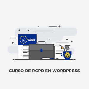 Curso de RGPD en WordPress