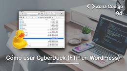 94. Cómo usar Cyberduck para WordPress (programa de FTP)