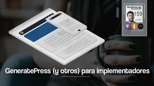 GeneratePress para implementadores