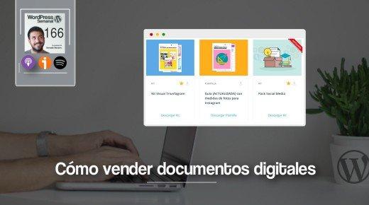 166 | Cómo vender documentos online en WordPress