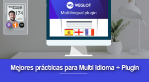 Weglot Plugin Multi idioma wordpress