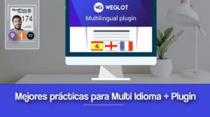 Weglot Plugin Multi idioma wordpress