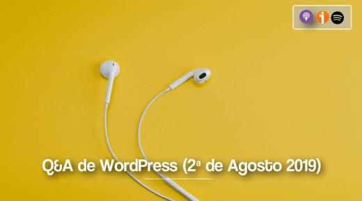 175 | Q&A sobre intranets, imágenes en Yoast, fechas en CF7, Code Snippets y WooCommerce con LearnPress