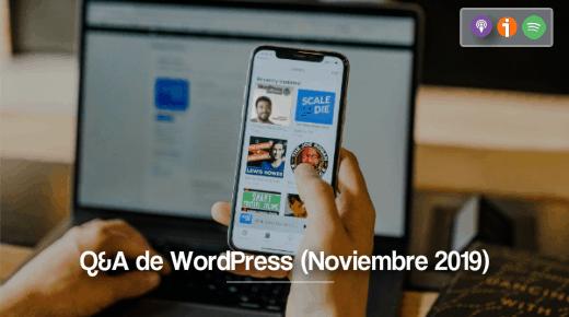 186 | Q&A sobre intranet vs membership site, comprar en Woo con registro previo y gestionar mejor las imágenes en WordPress