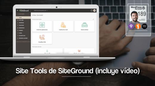 189 | Site Tools de SiteGround