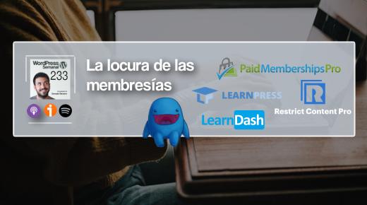 233 | La locura de las membresías: cómo vender formación con pagos recurrentes