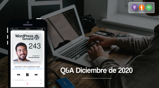 243 | Recopilación de respuestas sobre WooCommerce, privacidad, imágenes y marketplace