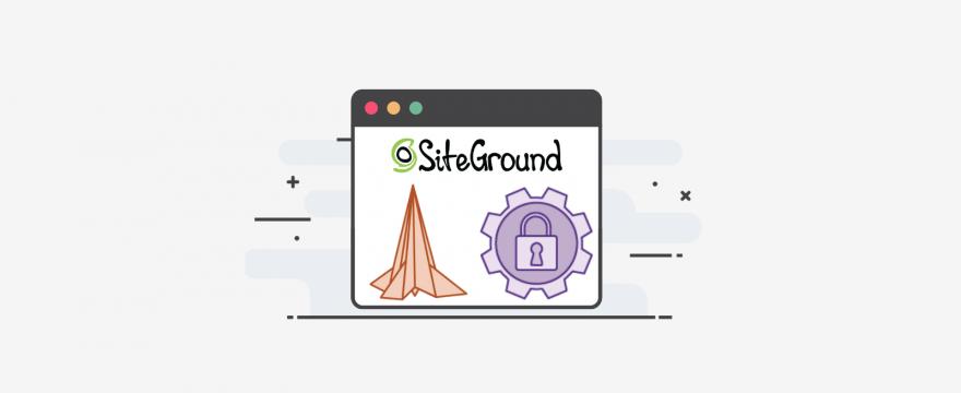276   Plugins gratuitos de seguridad y velocidad de SiteGround